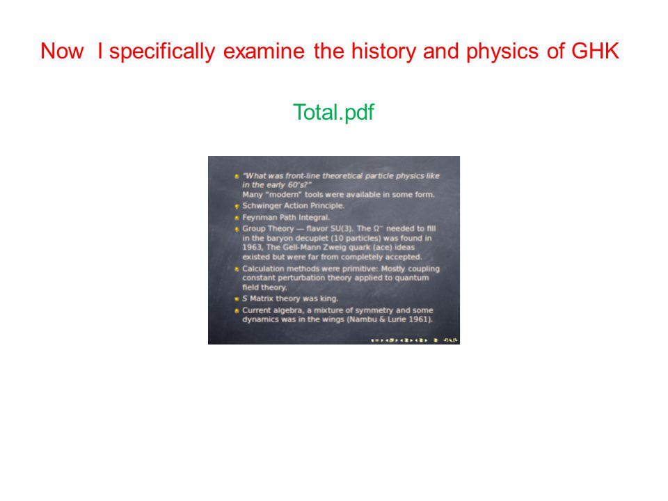 Now I specifically examine the history and physics of GHK Total.pdf