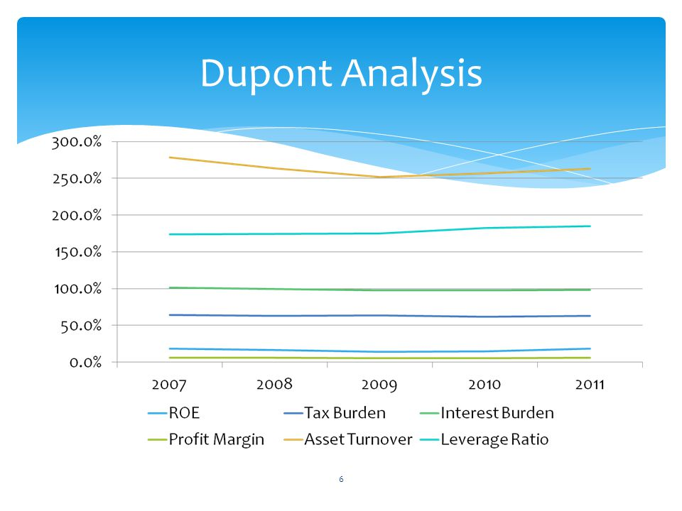 Dupont Analysis 6