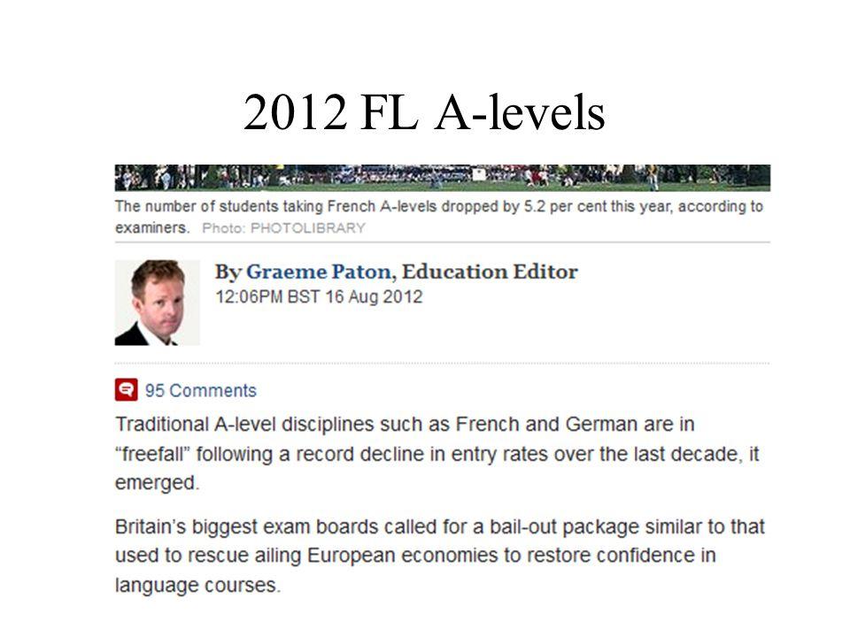 7 2012 FL A-levels