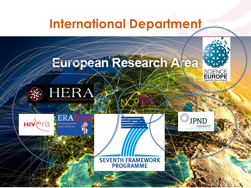 International Department