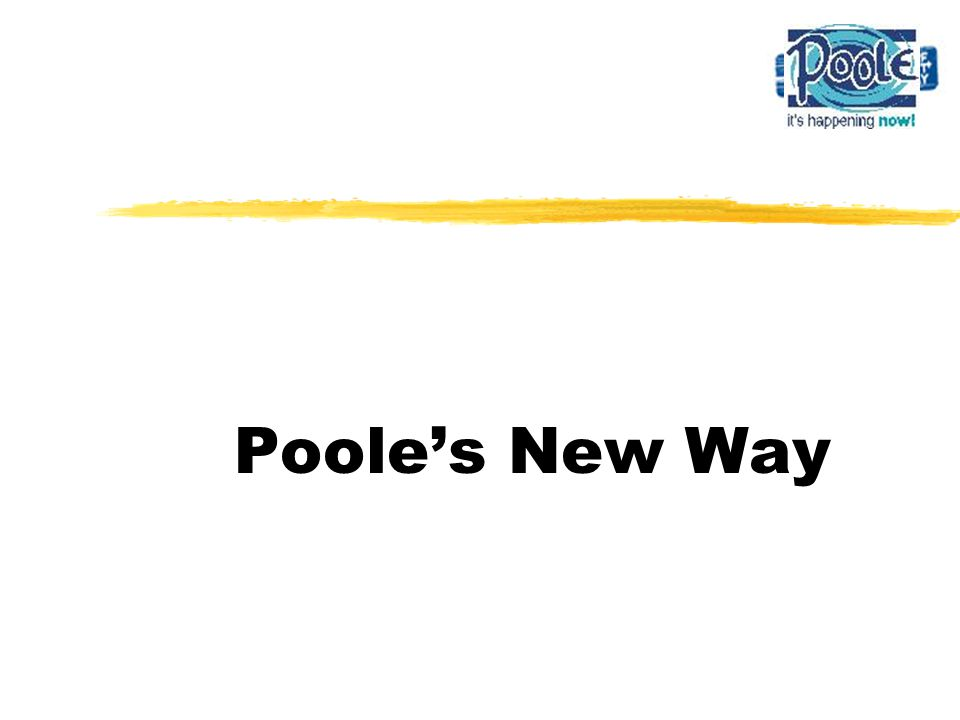 Poole's New Way