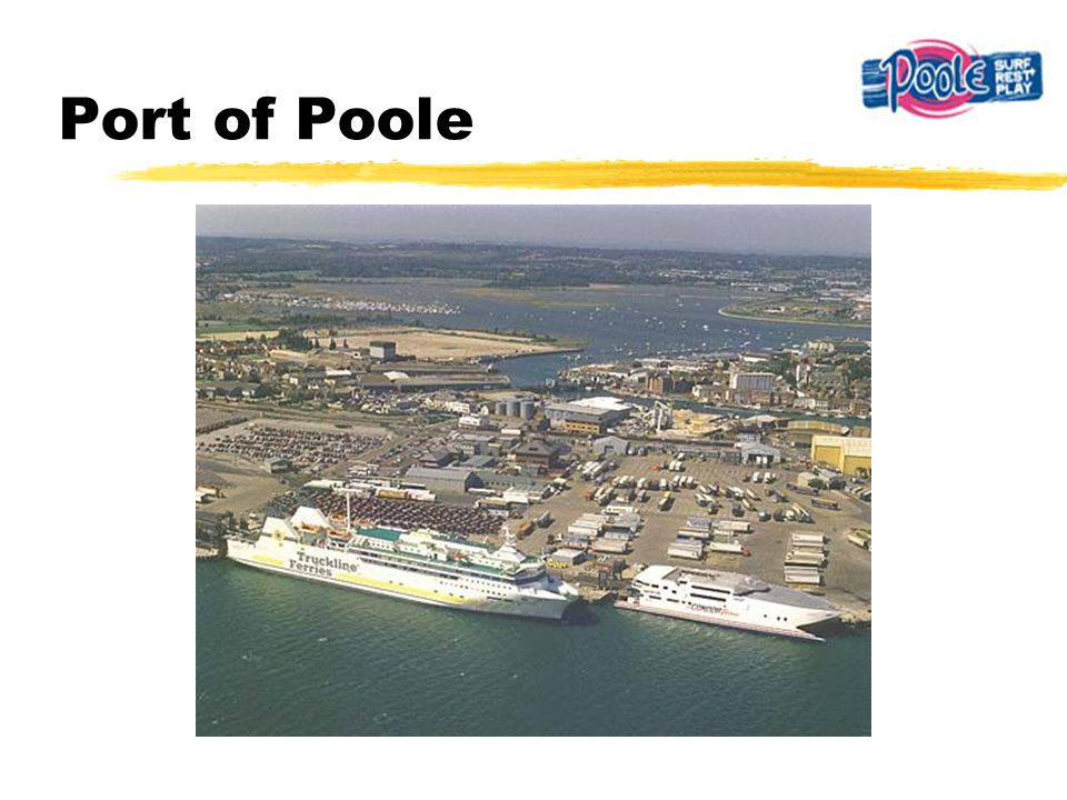Where does the Board fit in? Poole Council No statutory requirement to promote tourism