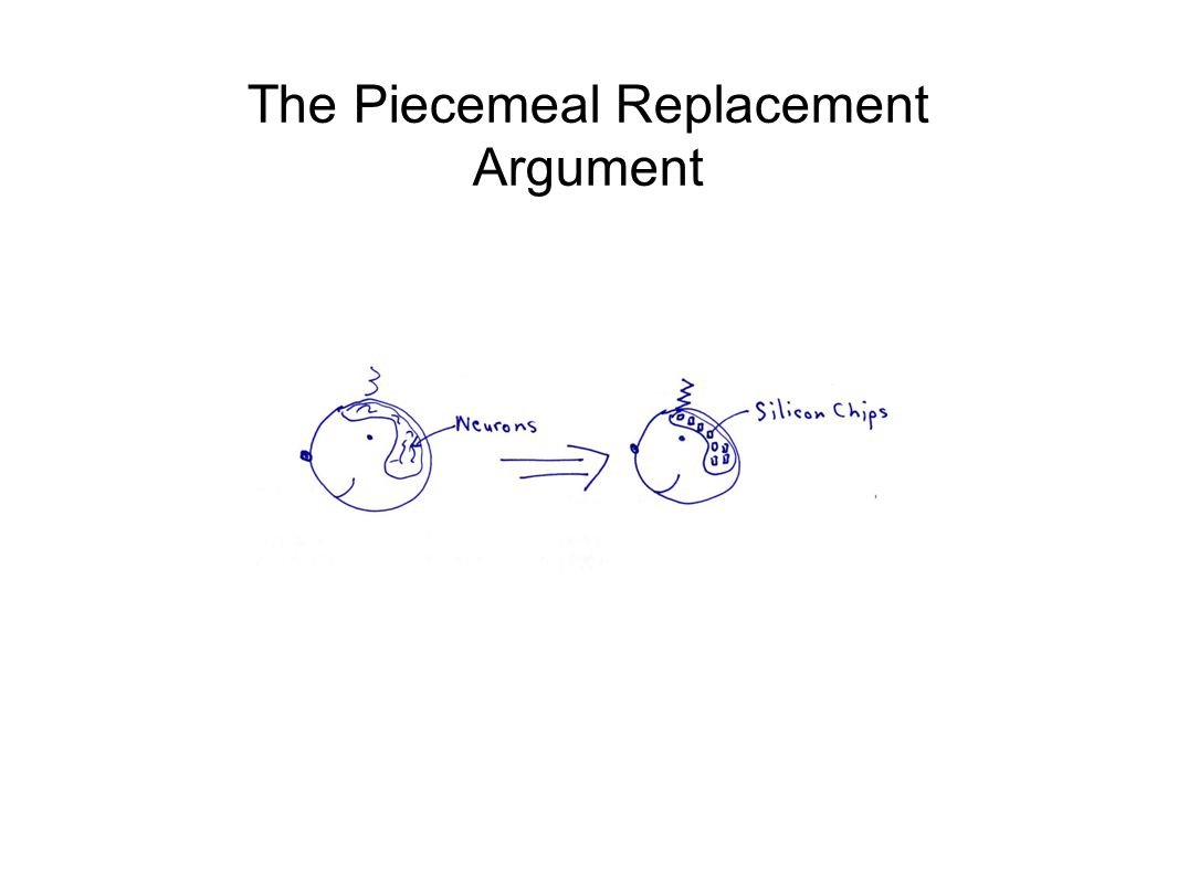The Piecemeal Replacement Argument