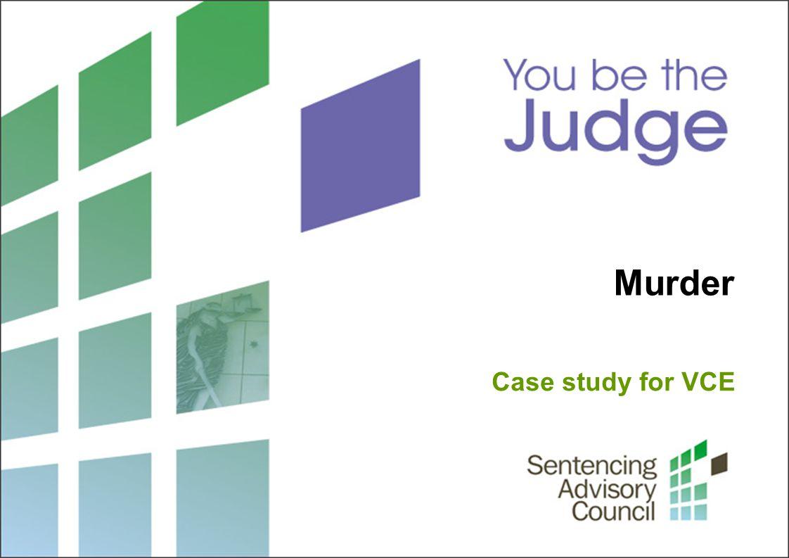 2 Sentencing Advisory Council, 2015 1.