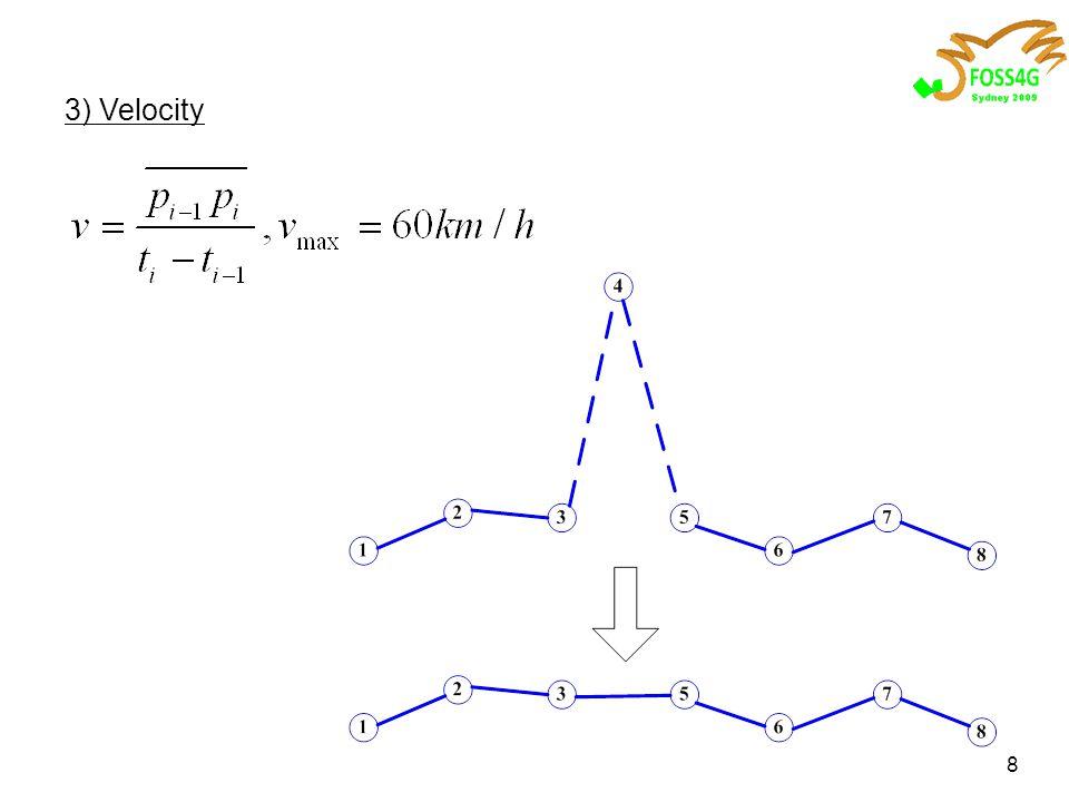 8 3) Velocity