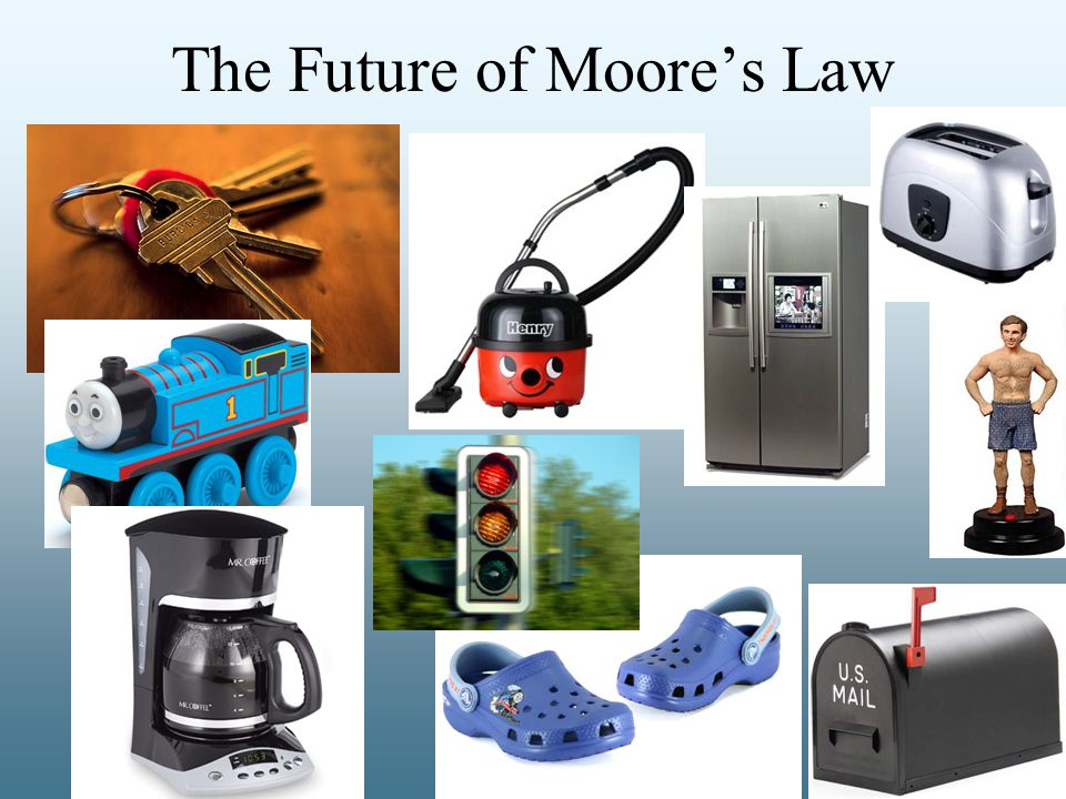 The Future of Moore's Law