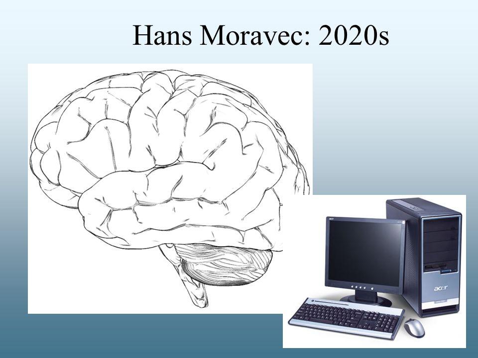 Hans Moravec: 2020s