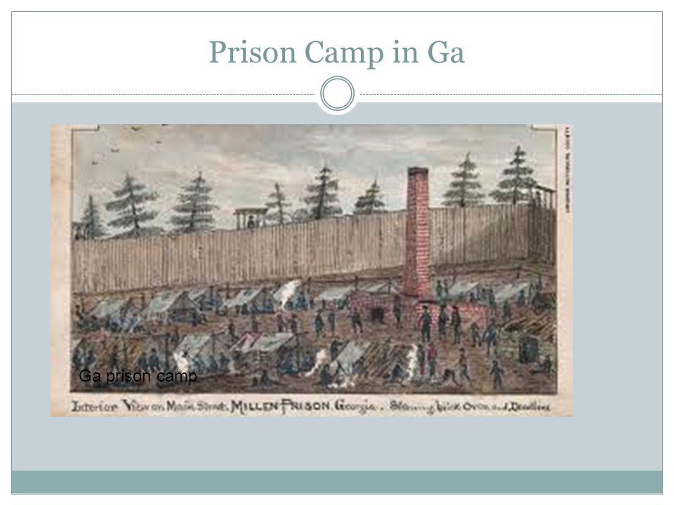 Prison Camp in Ga Ga prison camp
