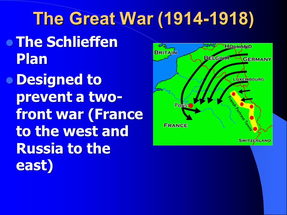 The United States in the Great War (1917-1918) Château-Thierry and Belleau Wood (30 May-17 June 1918) Château-Thierry and Belleau Wood (30 May-17 June 1918) Salient at St.