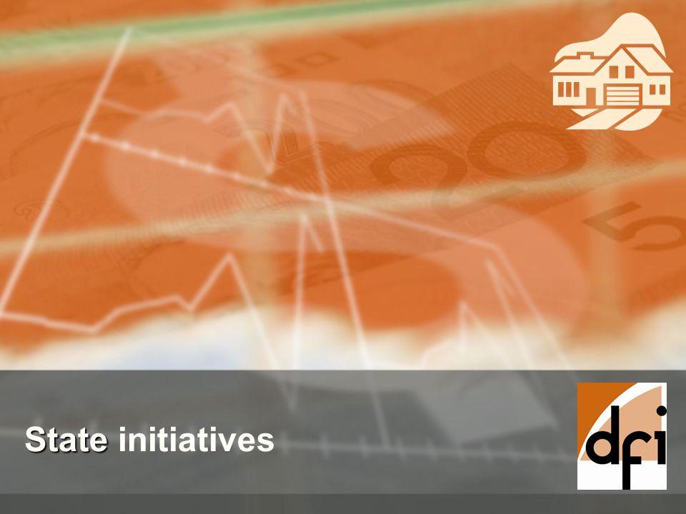 State State initiatives