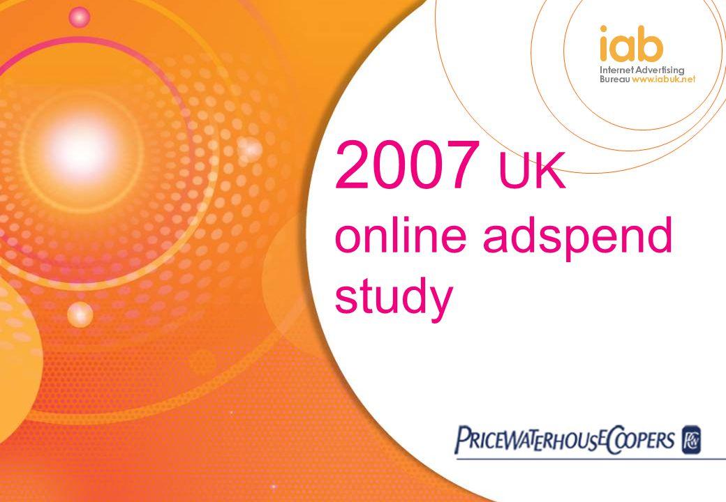 2007 UK online adspend study