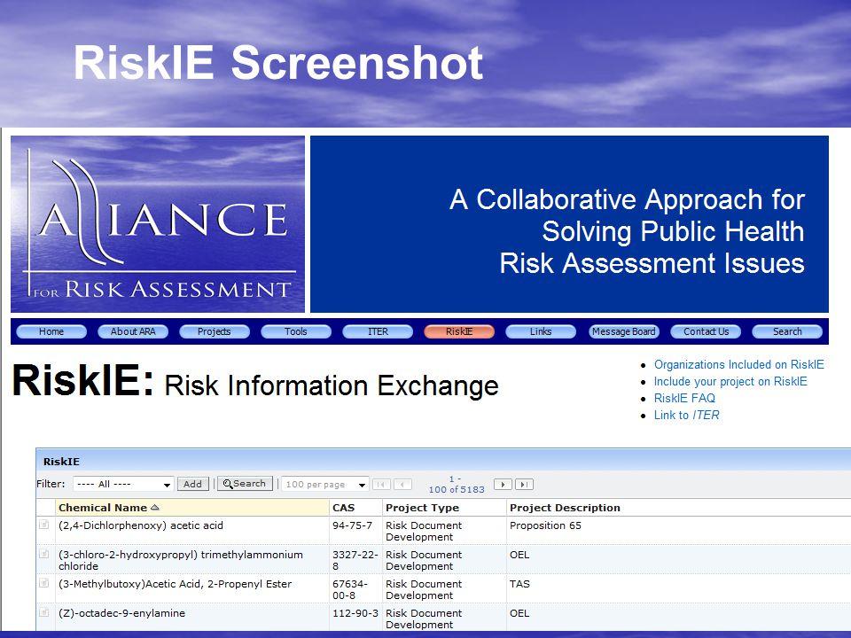 RiskIE Screenshot 11