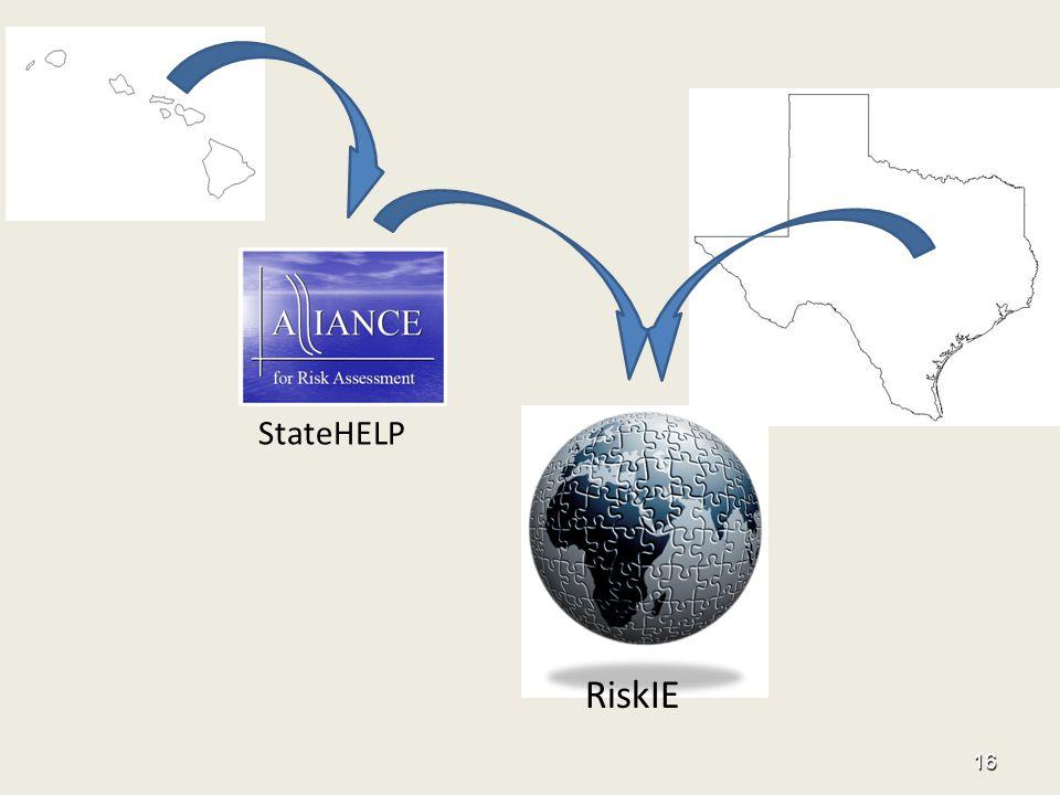 StateHELP RiskIE 16