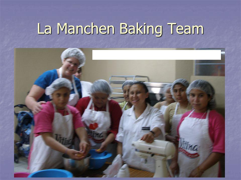 La Manchen Baking Team
