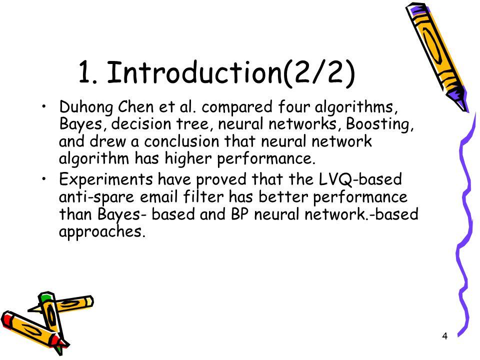 4 1. Introduction(2/2) Duhong Chen et al.