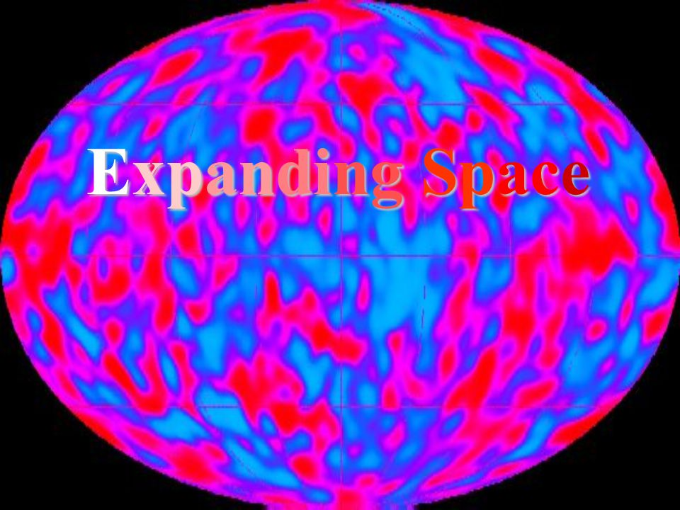 Expanding Space