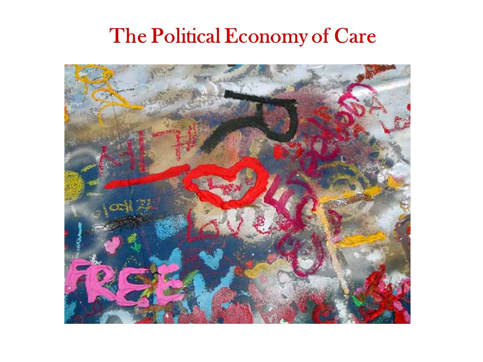 Is there a way to reconfigure the care sector.