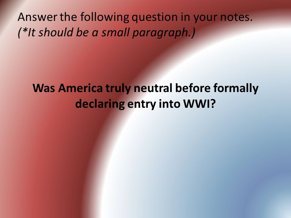 Answer the following question in your notes.