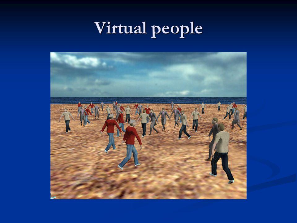 Virtual people
