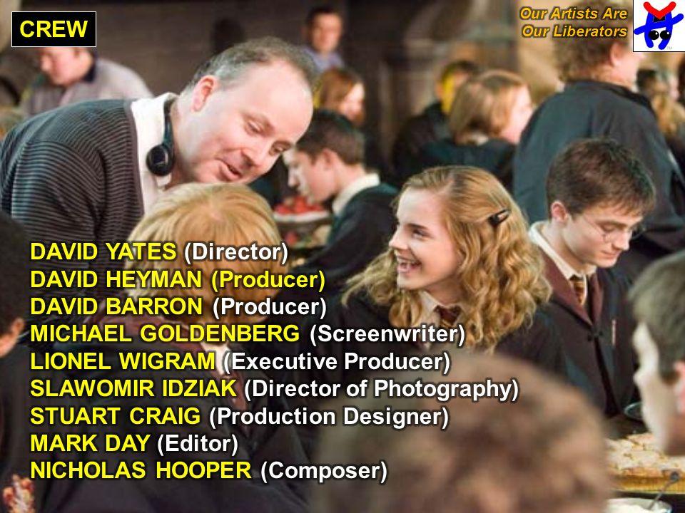 FILM REVIEW HARRY POTTER 5 David Bruce