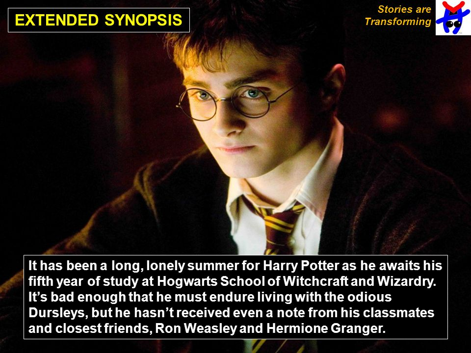 EXTENDED SYNOPSIS And there has not been any word from anyone in the aftermath of his confrontation with the evil Lord Voldemort.