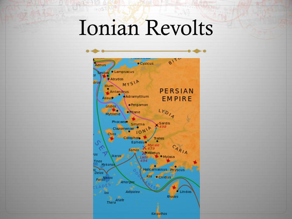 Ionian Revolts