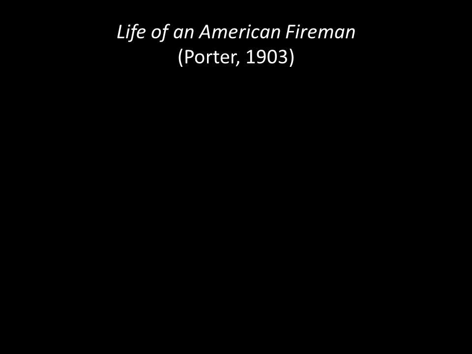 Life of an American Fireman (Porter, 1903)
