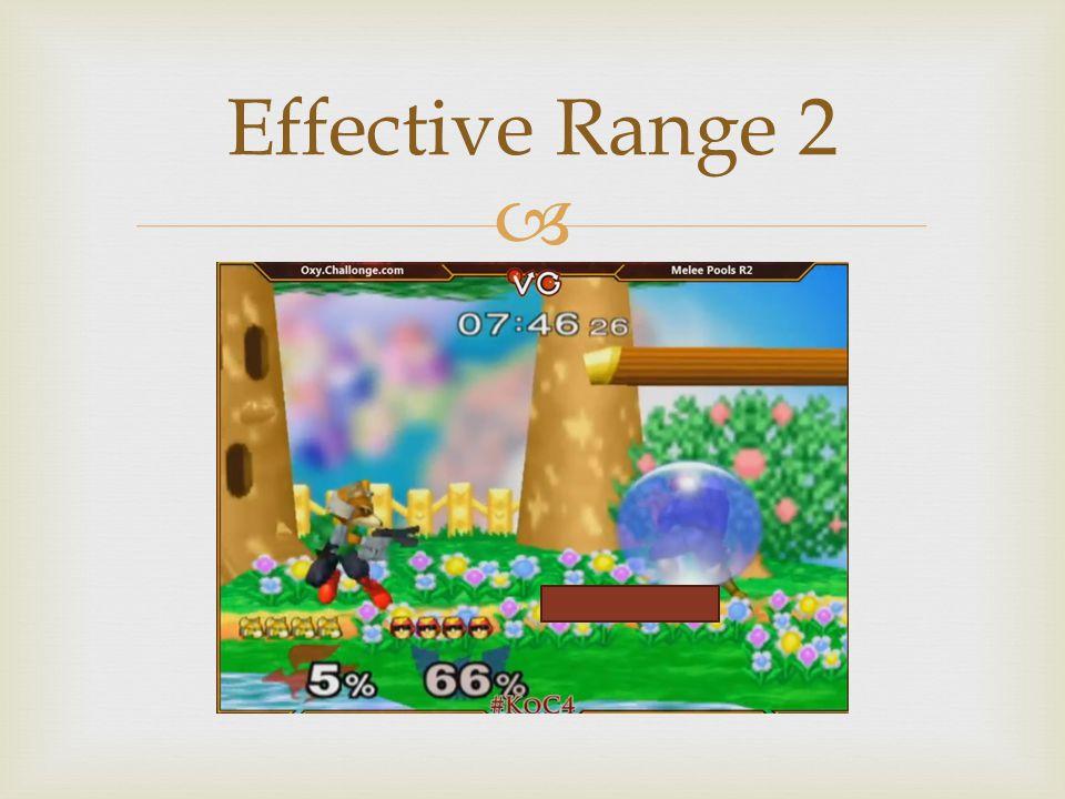  Effective Range 2