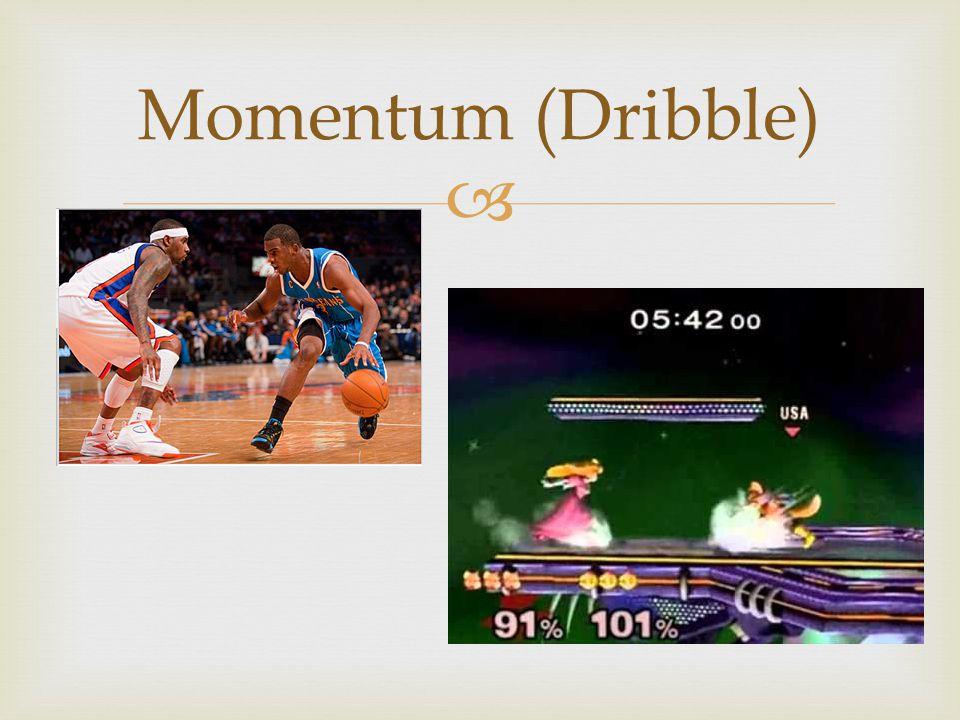  Momentum (Dribble)