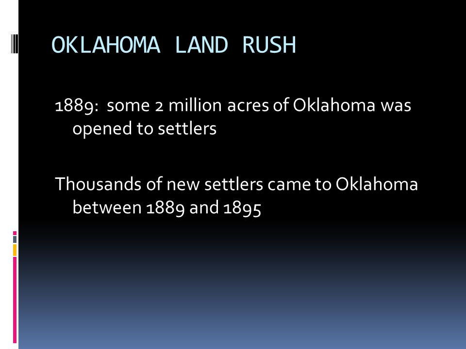 FARMERS ON THE GREAT PLAINS HOMESTEAD ACT (1862): allowed any head of a household over 21 to claim 160 acres of land PACIFIC RAILROAD ACT (1862): government gave millions of acres to railroad companies to build railroads MORRILL ACT (1862): gave states land to build colleges