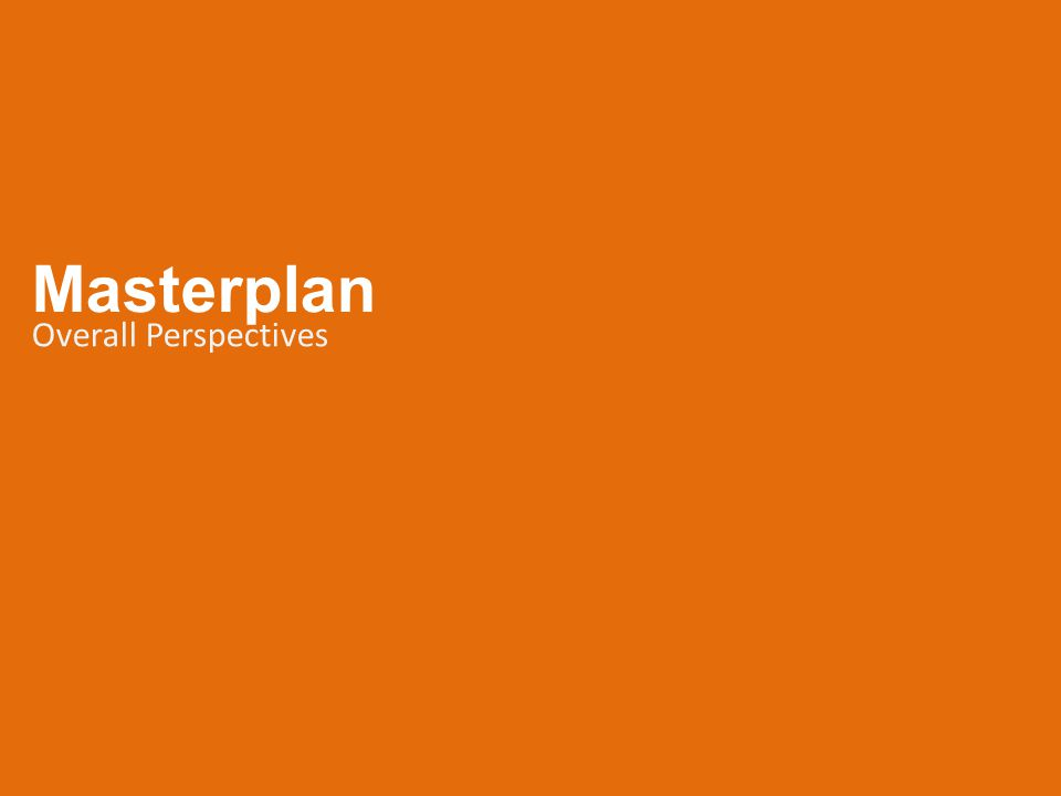 Masterplan Overall Perspectives