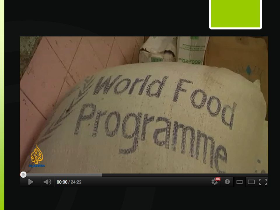 Other benefits: Food Aid Food aid -Helps combat more than hunger, it also helps combat HIV, HIV treatments can only be taken on a full stomach so it h