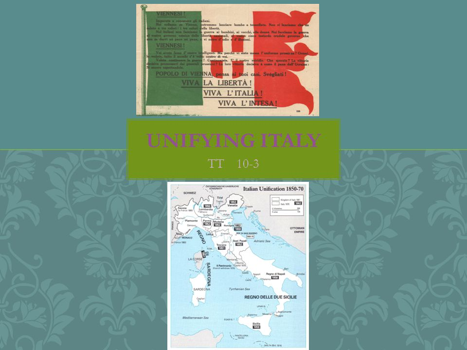  Greatest regional differences were between the richer and more developed north and the rural and poor but heavily populated south  Tensions between Italy and the Roman Catholic Church further divided the nation  Popes resented the seizure of Papal states and Rome  The government granted the papacy the small territory of Vatican  Popes saw themselves as ' prisoners ' and urged Catholics not to follow the government DIVISIONS