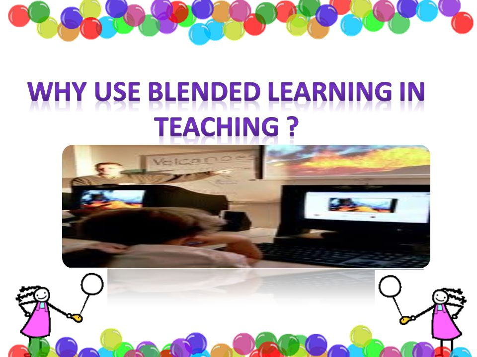 [1] Heinze, A.; C.Procter (2004). Reflections on the Use of Blended Learning .