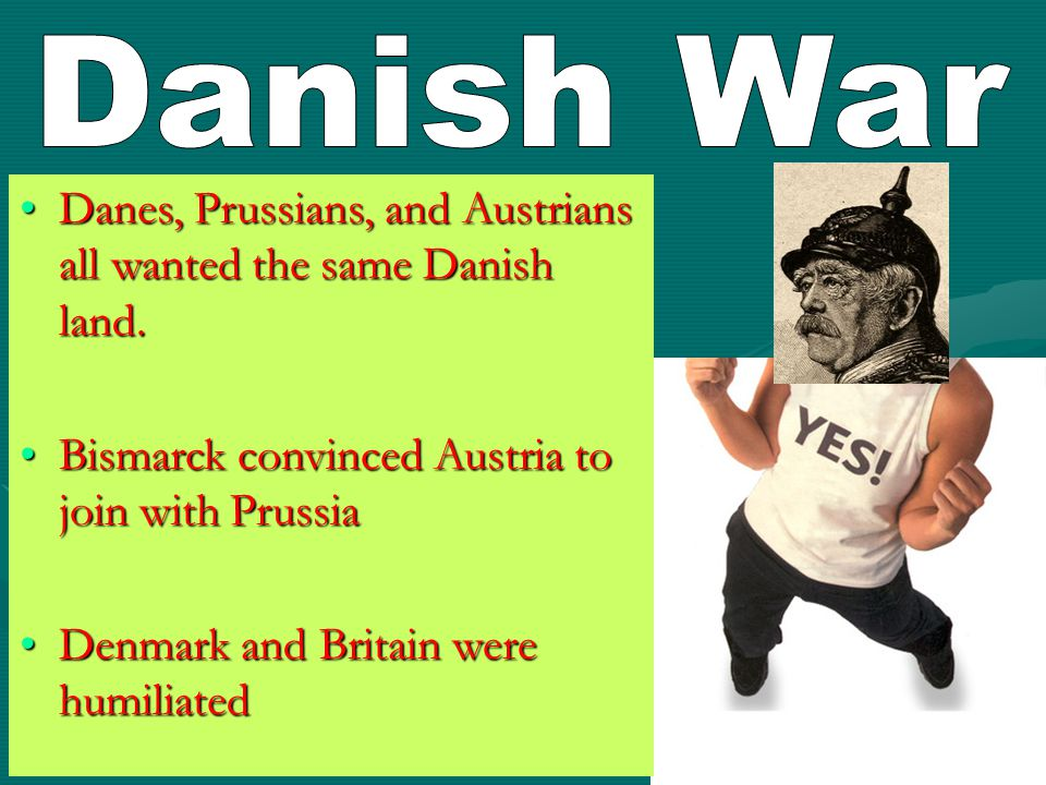 Before 1815: 39 states make up a German Confederation  Austria dominated, but Prussia wanted unification