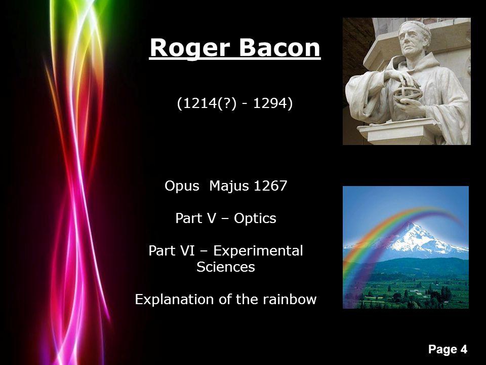 Powerpoint Templates Page 15 Léon Foucault (1819-1868) Fraunhofer D lines match Sodium emission spectra.(1849)