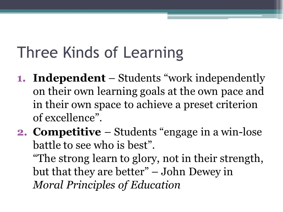 Assigning and Using Roles Successful cooperative learning ensures the careful assignment of specific roles.