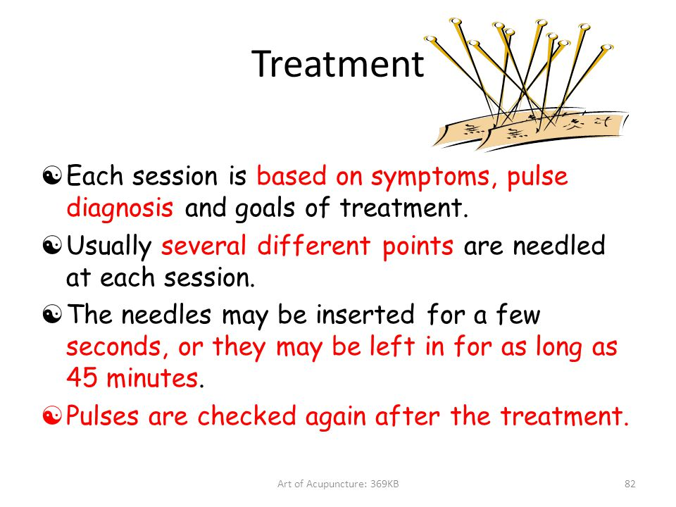 Arrival of Qi (Deqi) A term in acupuncture, seen in Neijing also named needling sensation or needling reaction.