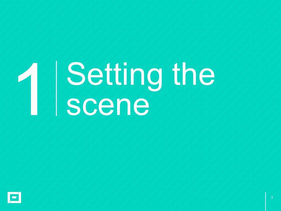 33 Setting the scene 1