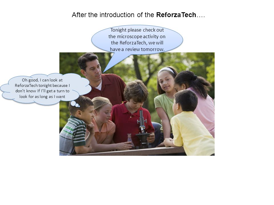 After the introduction of the ReforzaTech….
