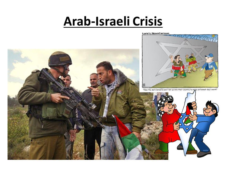 Arab-Israeli Crisis