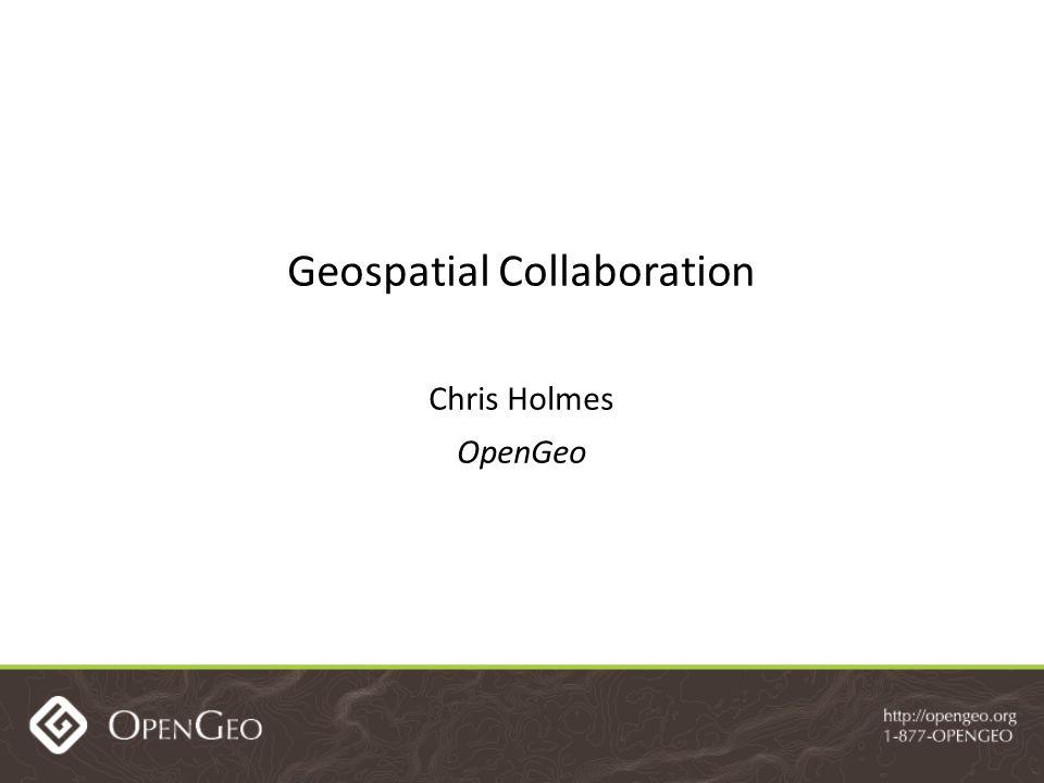 Agenda Background GeoNode TsuDAT/Risiko USGS NHD Editing and Versioning