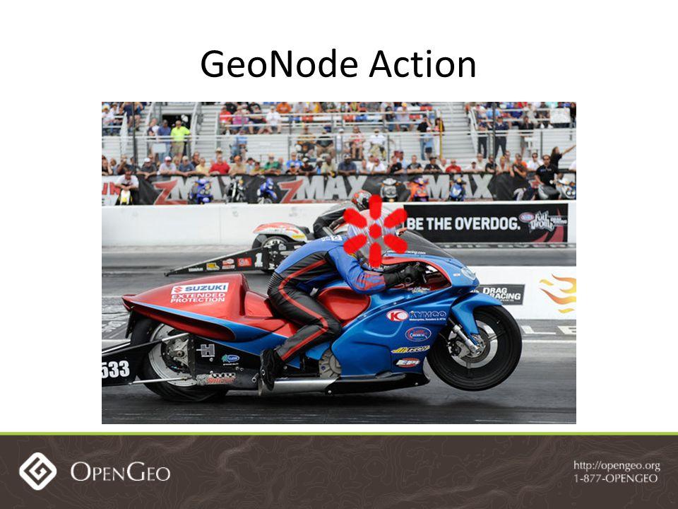 GeoNode Action