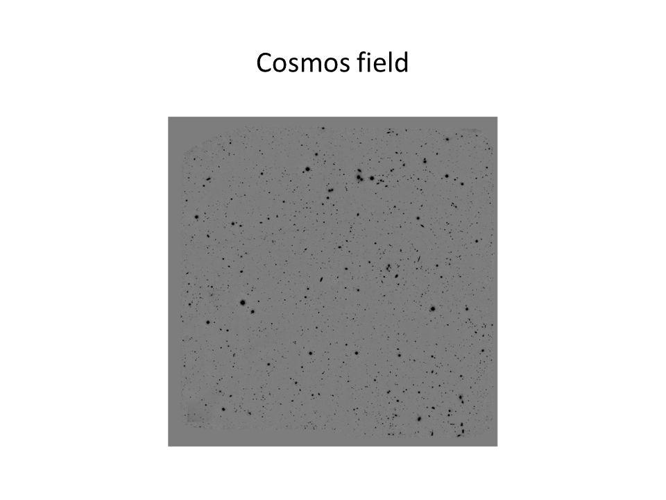 Cosmos field