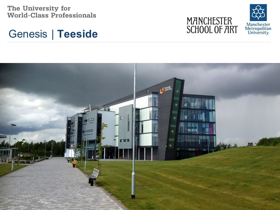 Genesis | Questions Why are Universities erecting so many statement buildings.