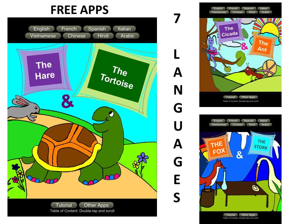 FREE APPS 7 LANGUAGES7 LANGUAGES