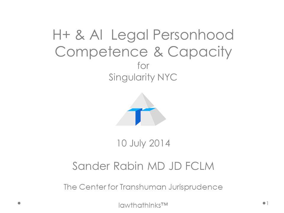 Human Enhancement 'Law' 12