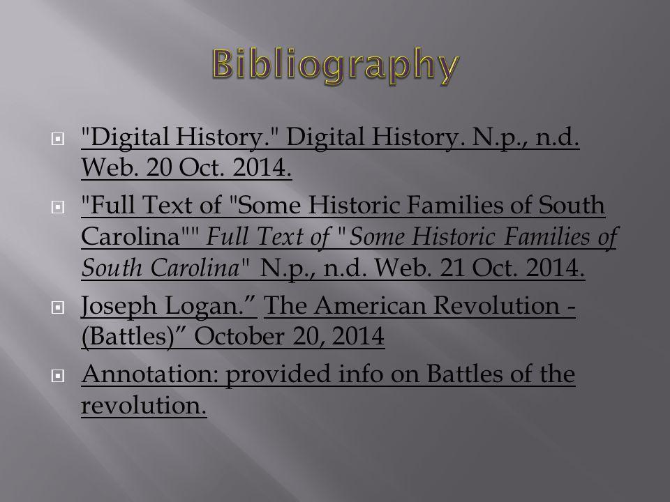  Digital History. Digital History. N.p., n.d. Web.