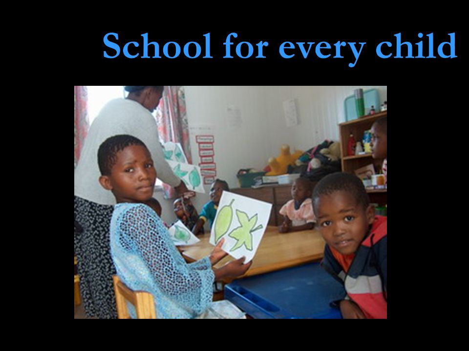School for every child