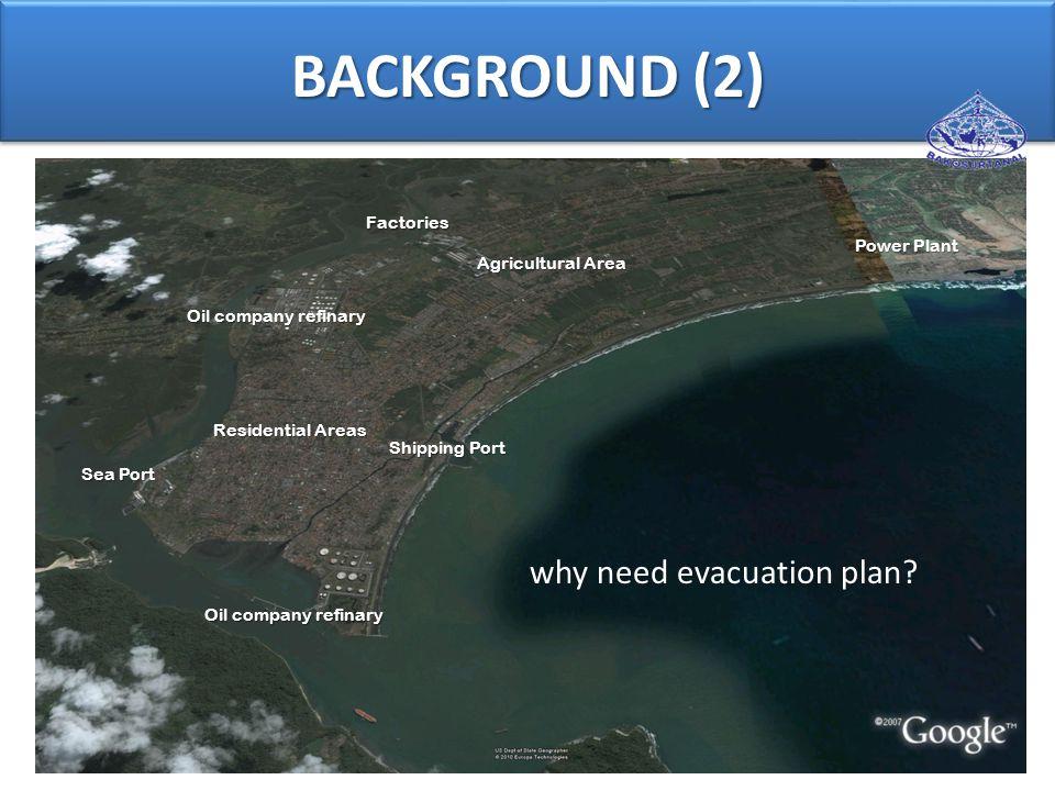 Tsunami mitigation plan  evacuation plays a crucial measure for saving human live.